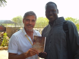 George Clooney, MY BOOK, Jacob Deng